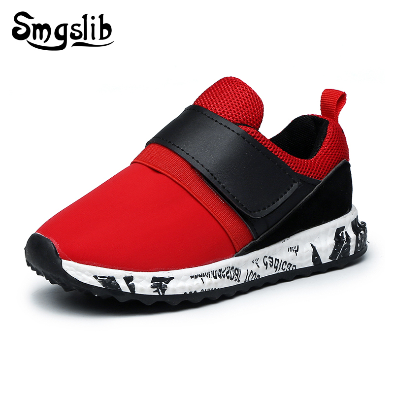 Girls Boys Casual Sneakers children's Mesh Kids Shoes Sneakers sport running shoes trainers 2018 winter boy sports loafers beedpan children shoes boys sneakers girls sport shoes size 22 30 baby casual breathable mesh kids running shoes autumn winter