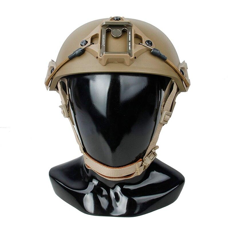 CP AF casque Sports de plein air casque tactique armée Combat formation casque tactique Airsoft Gear Paintball tête protecteur - 5