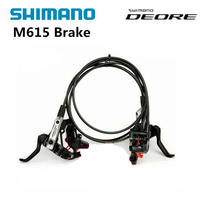 Shimano BR BL DEORE M615 Brake Lever & Caliper For Hydraulic Disc Brake bicycle bike oil brake parts