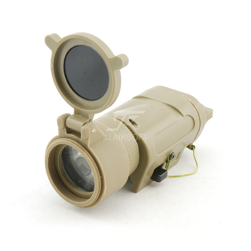 Element L-3 Warrior Systems M3X Tactical Illuminator Short Version (Tan) FREE SHIPPING (ePacket/HongKong Post Air Mail)