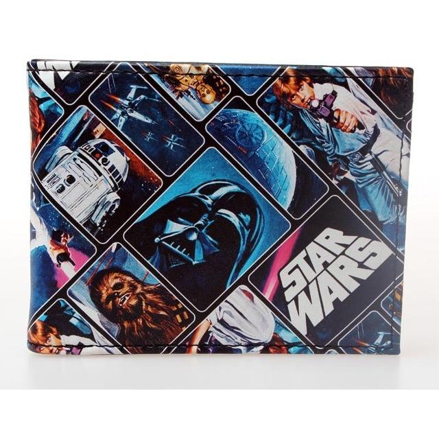 Кошелек Звездные воины Star Wars модель №6