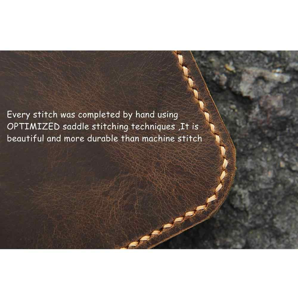 Leather business portfolio 3 ring binder for letter size 3 hole refill paper//leather organizer folder for 8.5 x 11 refillable paper NL05BS