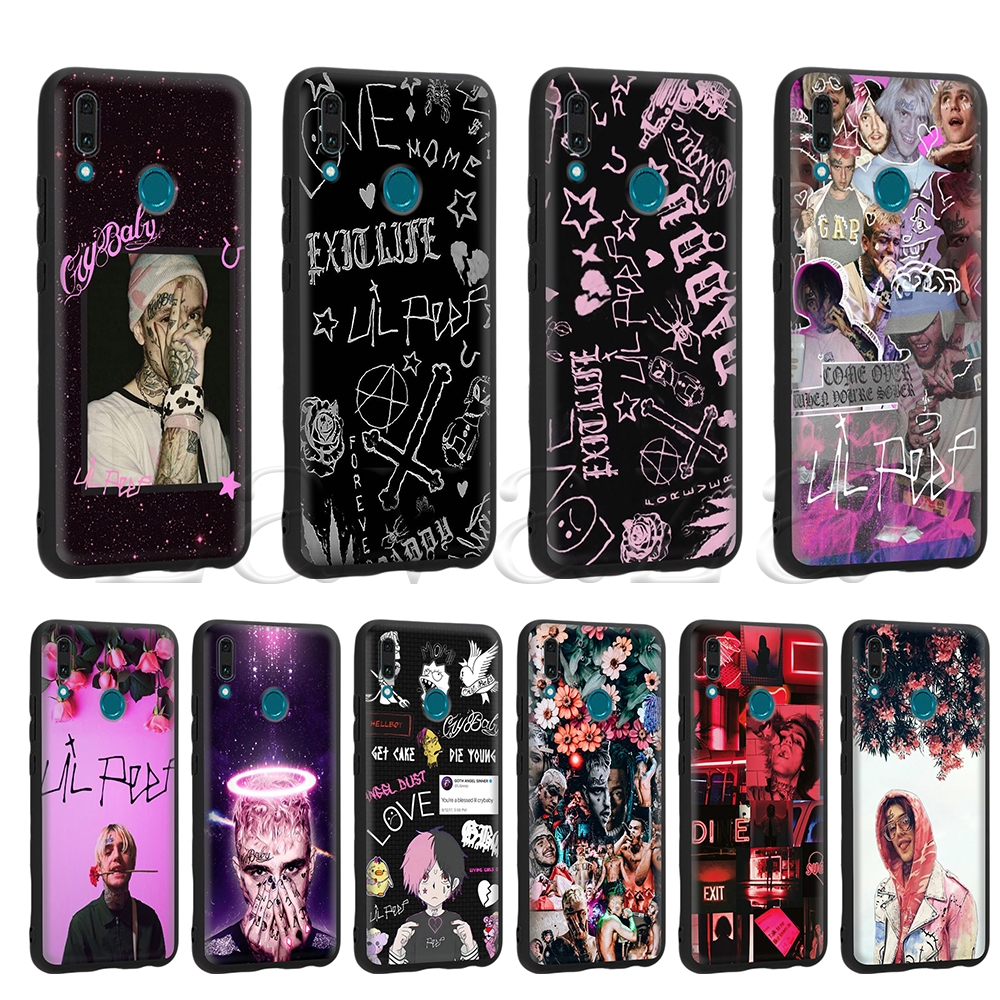 Lavaza Life is Beautiful Lil Peep Case for Huawei Mate 20 Honor Note 6a 7a 7c 7x 8c 8x 9 10 Nova 3i 3 Lite Pro Y6 2018 Prime image