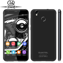 Original OUKITEL K7000 MTK6737 Quad Core Android 6.0 Smartphone 4G LTE 5.0″ Dual SIM 2GB RAM 16GB ROM Mobile Cell Phone
