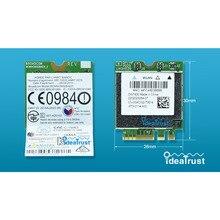 BT4.1 0 HHKJD HHKJD BCM943602BAED DW1830 ac NGFF 1300 Мбит Wi-Fi Беспроводной Сетевой Карты лучше, чем BCM94352Z DW1560 поддержка mac os