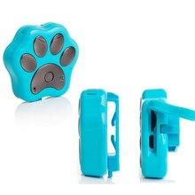 Mini GSM/GPRS V30 GPS Tracker IP65 waterproof Anti – Lost animal GPS tracker SOS alarm intelligent with 3 color