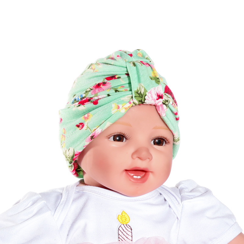 US $2 5 |Baby Articles Children Hats Tie Posey Rice Wind India Hat Baby  Hats Printing Hat baby photography props baby panama-in Hats & Caps from