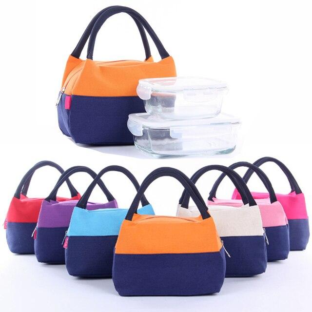 Bolsa de lona cor de Costura para a mulher Grande Capacidade Portátil à prova d' água Senhoras Praia Saco de Compras Da Lona Bolsas
