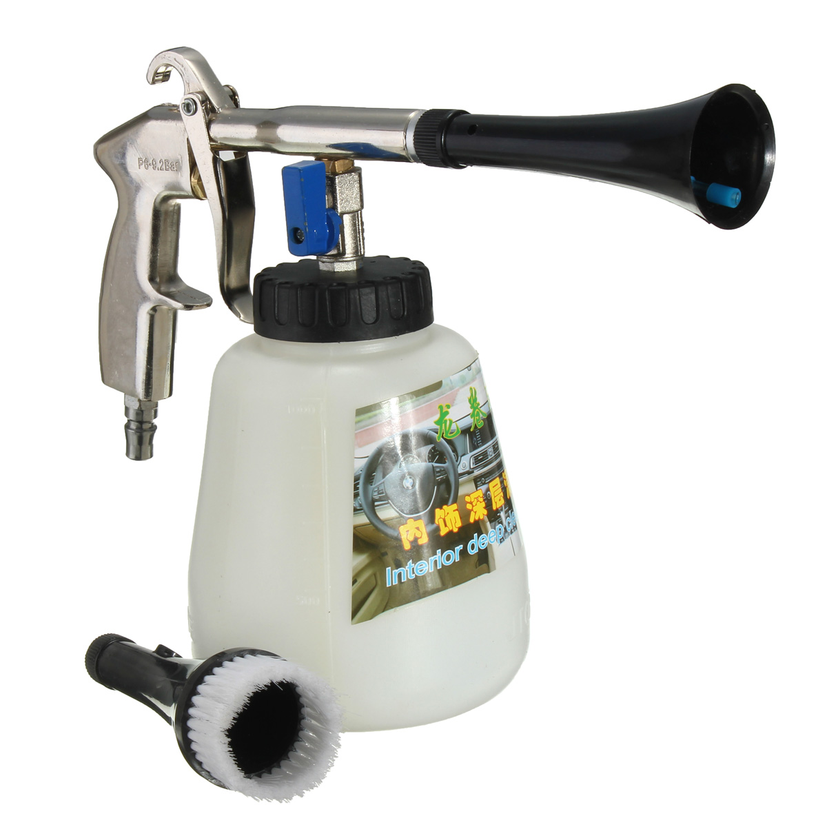 Hot Sale multifunctional high pressure Air Opearted font b car b font washer equipment foam gun