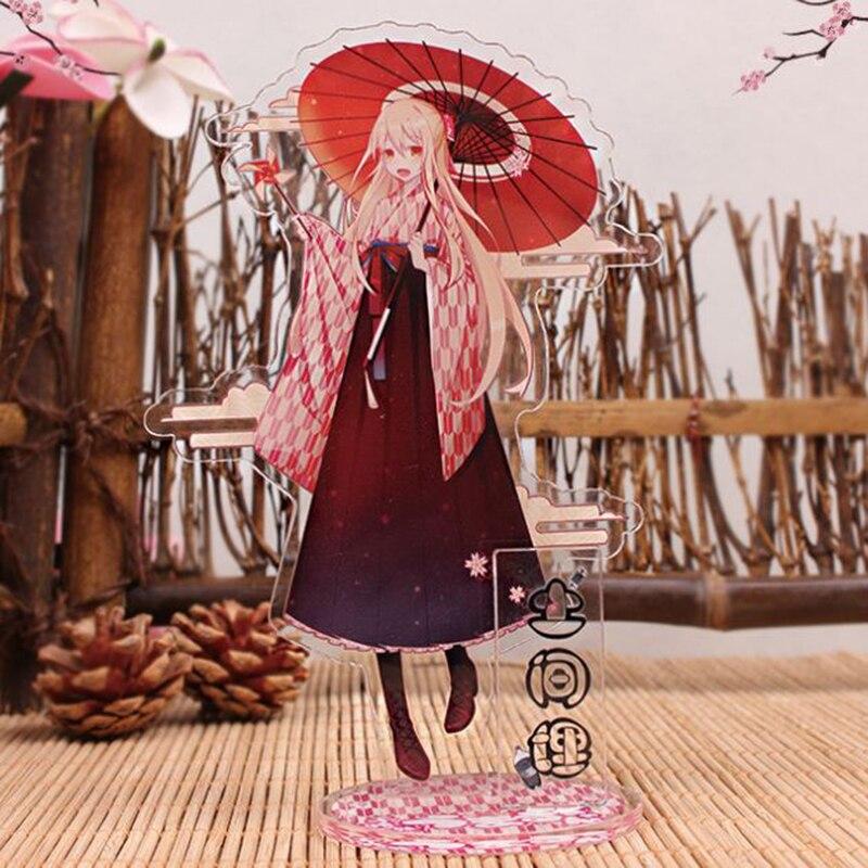 1 Pc Neue Anime Himouto Umaru-chan Acryl Stand Modell Spielzeug Platte Halter Action Figure Anhänger Ornament Spielzeug Kinder Geschenk Mangelware