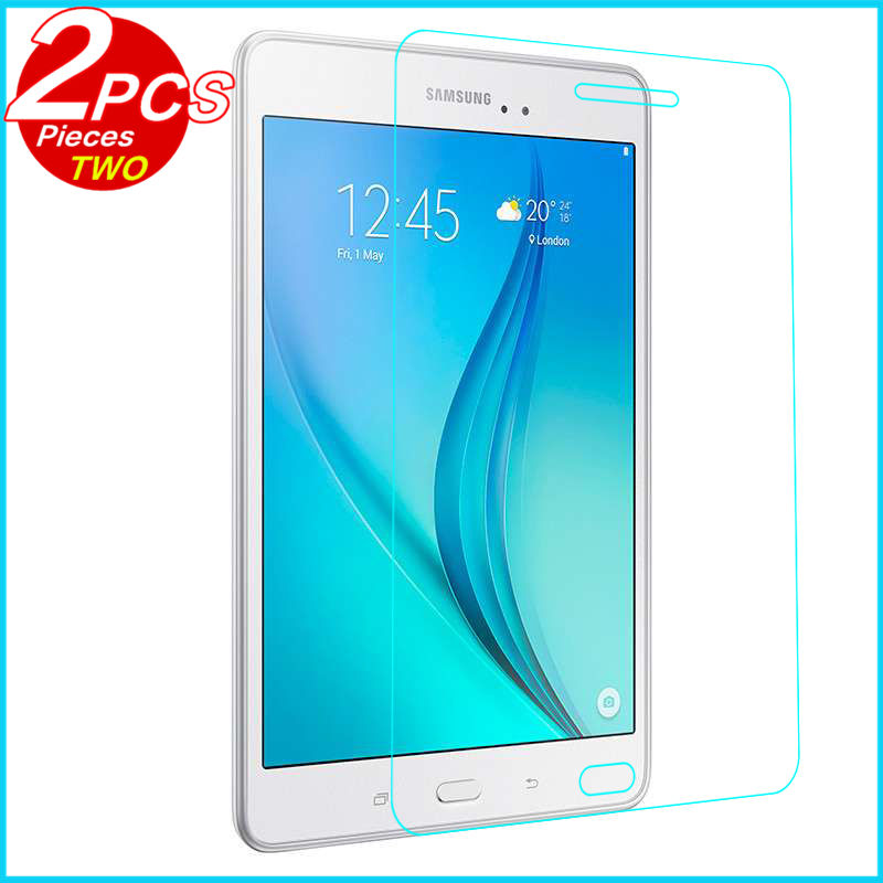 Tempered Glass membrane For Samsung Galaxy Tab A 8.0 T350 T351 T355 Steel film Tablet Screen Protection SM-T355 P350 P355 Case print pu leather case cover for samsung galaxy tab a 8 0 t350 t351 sm t355 tablet cases for samsung t355 p355c p350 8 inch