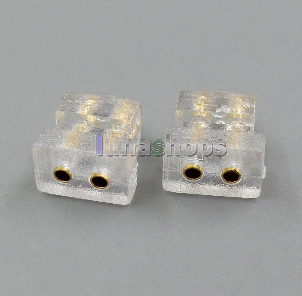 TS Series- T2 Female Port Socket 0.78mm Earphone Pins Plug For DIY Custom DIY JH Audio UM30 UE10 UE11Pro 1964 ears UE et
