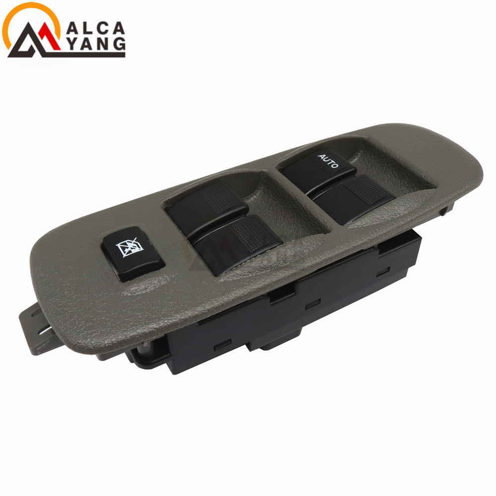 Malcayang Hiqh Quility For Ford Ranger 1999-2006 Left Master Power Window Switch for hyundai elantra front left driver side master power window switch 2001 02 03 04 05 2006 93570 2d000