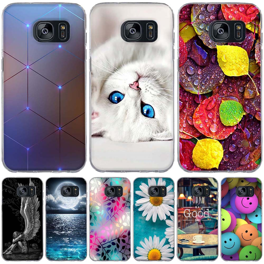 Case for Cover S7-Edge Samsung Galaxy S5 I9600
