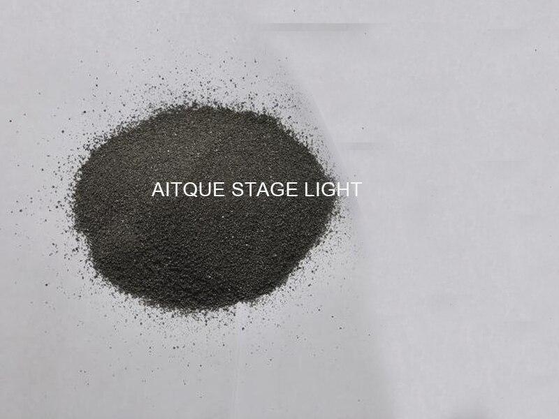 Poudre pour machine de feux d'artifice à étincelles froides pour AQ-W001, AQ-WM001, AQ-W002