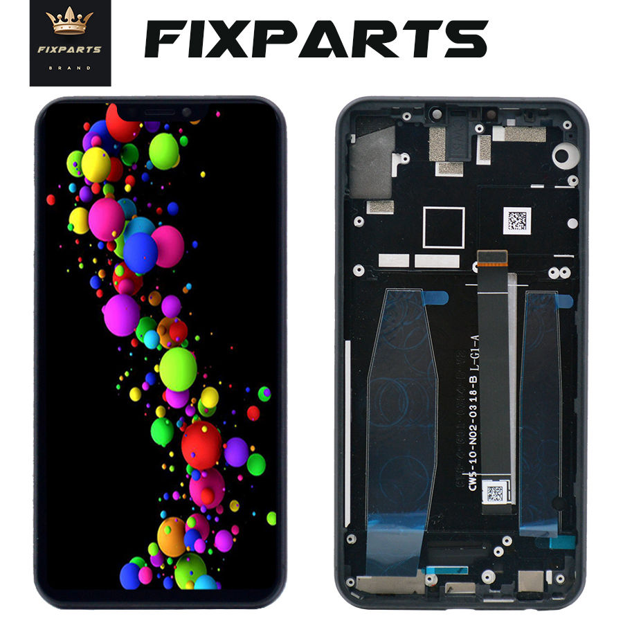 For Asus Zenfone <font><b>5</b></font> <font><b>2018</b></font> Gamme ZE620KL LCD Display Touch Screen Digitizer Assembly Replacement Parts For ASUS 5z ZE620KL LCD image