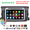 Octa 8 Core Android 6 0 1 Car DVD Player GPS For Mercedes Benz Smart Fortwo