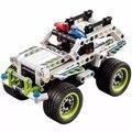 2 в 1 Новый Высокая Техника Режим Автомобиля lwarrior внедорожник гонщик 3D building blocks спортивный автомобиль игрушки для Детей игрушки Рождественские подарки ко дню рождения