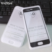 5D Full Glue Coverage Tempered Glass Huawei P10 Screen Protector