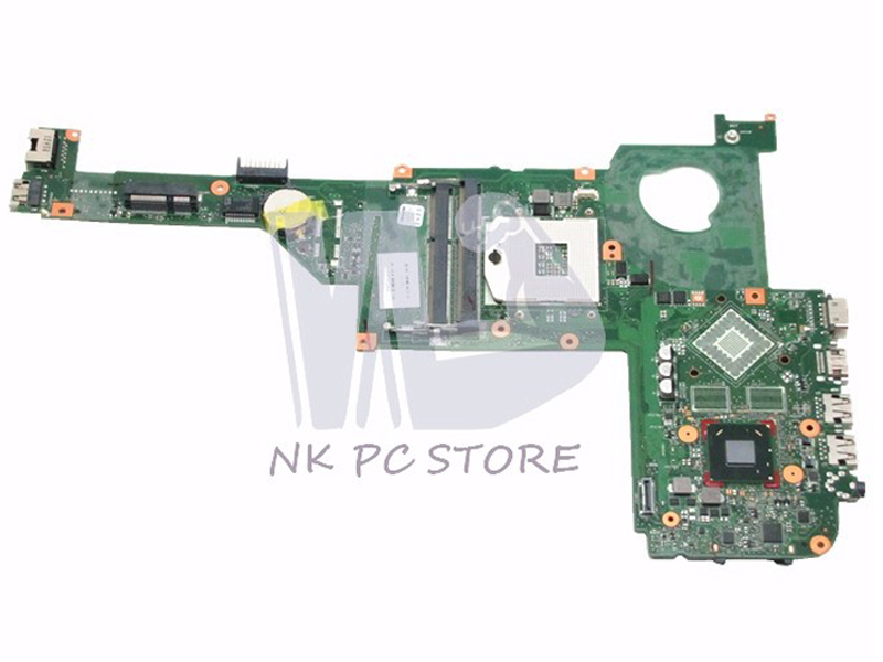 698093-501 698093-001 Main Board For Hp Envy M4 M4-1000 Laptop Motherboard HM77 GMA HD DDR3 laptop motherboard for hp envy15 720565 501 w8std hm87 gma hd5000 ddr3 intel mother board 100
