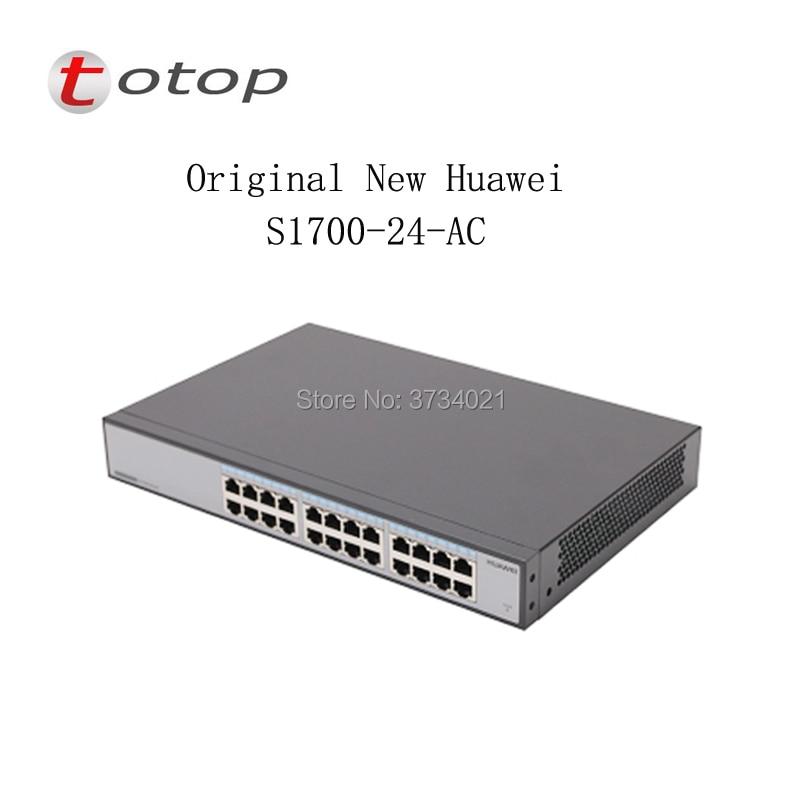 HUAWEI S1700-24-AC Switch Huawei 24 Port Switch 10/100M Unmanaged Switch