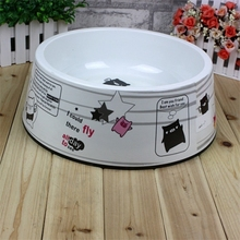 306 230 633 064 pet bowl dog cat for easy one round