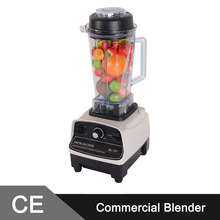 2L 1500W Commercial Blender Food Processor Mixer Smoothie Juicer Ice Crusher Cafe
