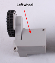 (ل Cleaner A320/A325/A330/A335/A336/A337/A338/A590) عجلات ل جهاز آلي لتنظيف الأتربة ، بما في ذلك اليسار عجلة التجمع x 1 قطعة