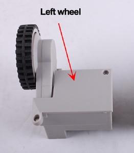 Image 1 - (עבור Cleaner A320/A325/A330/A335/A336/A337/A338/A590) גלגלים עבור רובוט שואב אבק, כולל שמאל גלגל עצרת x 1pc