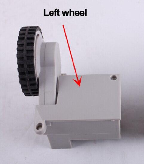 (עבור Cleaner A320/A325/A330/A335/A336/A337/A338/A590) גלגלים עבור רובוט שואב אבק, כולל שמאל גלגל עצרת x 1pc