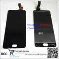 Test ok100% Original!For meizu meilan 3 M3 black LCD screen display +Touch digitizer  Free shipping