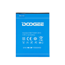 цена на DOOGEE Y100 battery 2200mAh 100% Original New Replacement accessory For Valencia 2 Y100 Pro Cell Phone