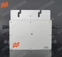 22 50 В постоянного тока до 110 В или 220 В Водонепроницаемый IP65 высокая эффективность чистая синусоида 600 вт MPPT Сетка Tie Micro Инвертор