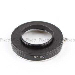 Image 4 - מאקרו עדשת מתאם חליפה עבור Canon EF הר עדשה כדי M42 בורג הר מצלמה 500TL 1000TL 500DTL 1000DTL 2000DTL SX500 MSX