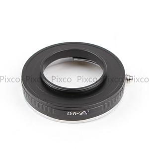 Image 4 - Makro Objektiv Adapter Anzug Für Canon EF Mount Objektiv M42 Schraube Montieren Kamera 500TL 1000TL 500DTL 1000DTL 2000DTL SX500 MSX