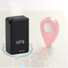 OLN GF-07 Pet Smart Mini GPS Tracker Anti-Lost Tracer For Dogs Cats Car Trackers Finder Equipment Tracking Device