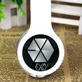 Exo exo exo-k-m headband jogo fones de ouvido fone de ouvido com fio microfone estéreo esporte fone de ouvido para iphone samsung xiaomi mp3 jogador ps4