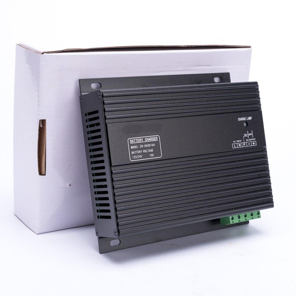 powered 24v10A Generator Automatic Intelligent Battery Charger output 24volt external Diesel genset parts universal Transformer 12v 6a diesel genset automatic battery charger lbc1206b