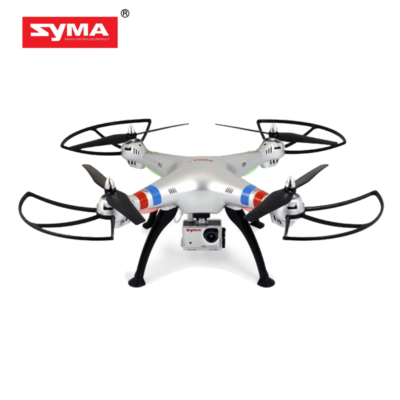 SYMA X8G Upgraded of SYMA X8 X8C Quadcopter Drones with Camera HD 5MP Headless Mode RC Helicopter Quadrocopter Drone with Camera цена