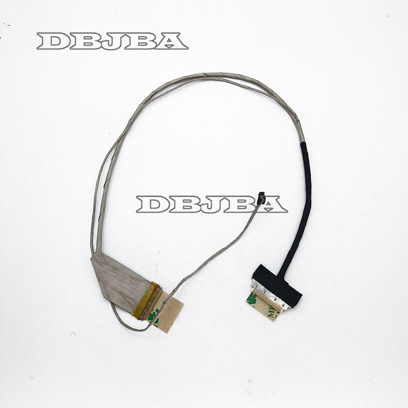 80ce7892ff6a US $6.34 |NEW laptop LCD screen video cable for ASUS X551 X551M X551A X551C  X551CA Flex cable P/N DD0XJCLC000 14005 01070100-in Computer Cables & ...