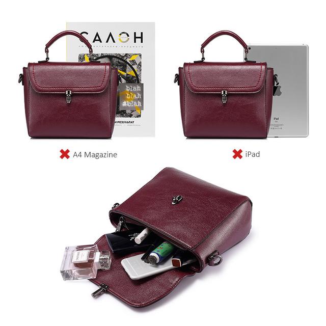 Lille tote håndtaske taske
