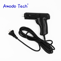 AwadaTech 4 Heads Chiropractic Adjusting Instrument Spinal rehabilitation Spine therapy device,Electric Activator Massager