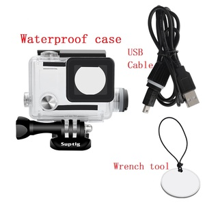Image 3 - Внешний аккумулятор для GoPro Hero 8/7/6/5/4/3, экшн камера, 5200 мАч, водонепроницаемый аккумулятор, зарядное устройство, водонепроницаемый чехол, Gopro, чехол для зарядки/коробка