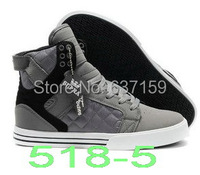 бесплатная доставка мода скейтбординг кожаный верх свободного покроя кроссовки джастин бибер стиль человек размер : 40 - 46