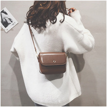 2019 Vintage Women Shoulder Bag Flasp PU Leather Messenger Bags Fashion Female Ladies Handbags Crossbody Bag Bolsas De Mujer 2016 new pu leather bag handbags fashion korea mini ladies messenger shoulder bag brand women bags bolsas feminine 45zb01