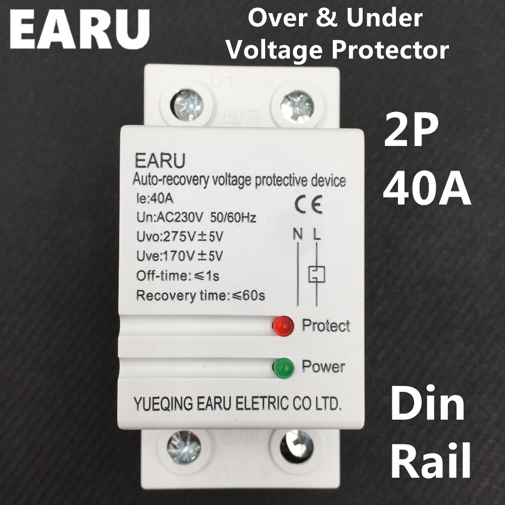 40A 220V Self Recovery Dual Automatic Reconnect Over & Under Voltage Lightening Protection Device Relay With Voltmeter Monitor peter block stewardship choosing service over self interest