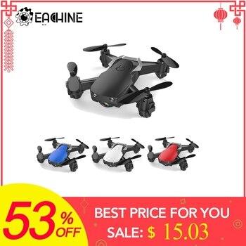 Eachine E61/E61hw Mini Drone Avec/Sans HD Caméra Haute Tenue Mode RC Quadcopter RTF WiFi FPV Pliable RC Drone