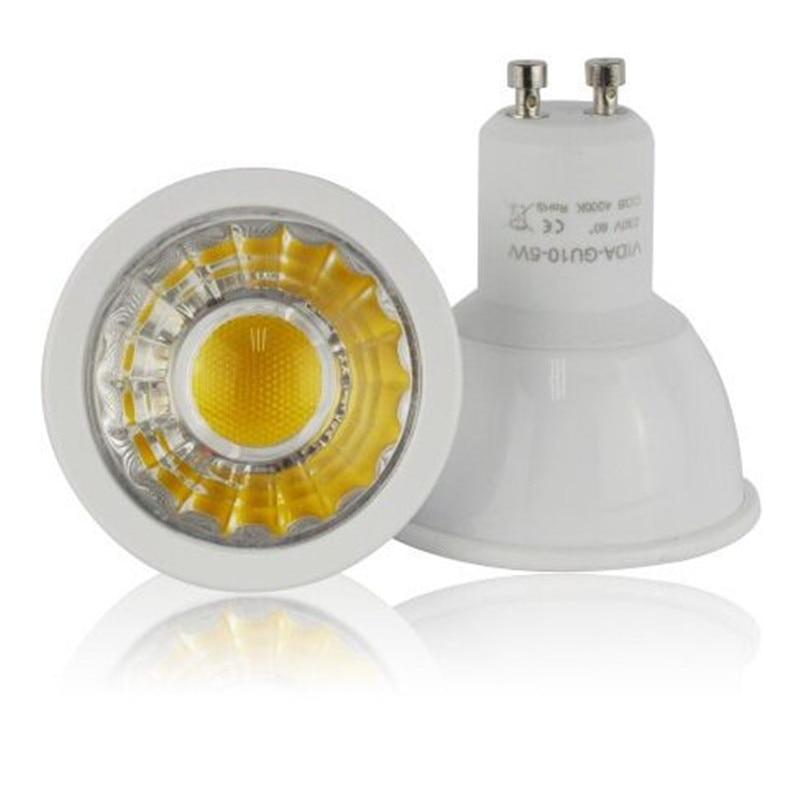 50pcs / lot LED Spotlight LED Lamp Light Dimbaar Niet-dimbaar LED 5W - LED-Verlichting