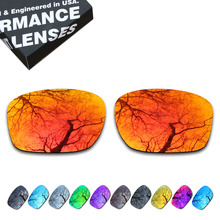 ToughAsNails Polarized Replacement Lenses for Oakley Sliver Sunglasses - Multiple Options