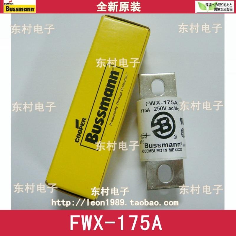 US imports of ceramic Cooper Bussmann fuse FWX-175A 400A 250V fuse us imports bussmann fuse ceramic fuse limitron jks 80 80a 600v